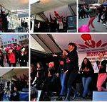 One Billion Rising – eine weltweite Kampagne für das Ende gegen Gewalt an Mädchen und Frauen