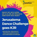 Jerusalema Dance Challenge goes KJR – Macht mit!